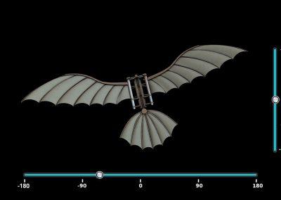 Leonardo-Flying-Machine