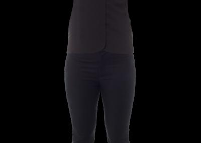 WomanGrayTrousers